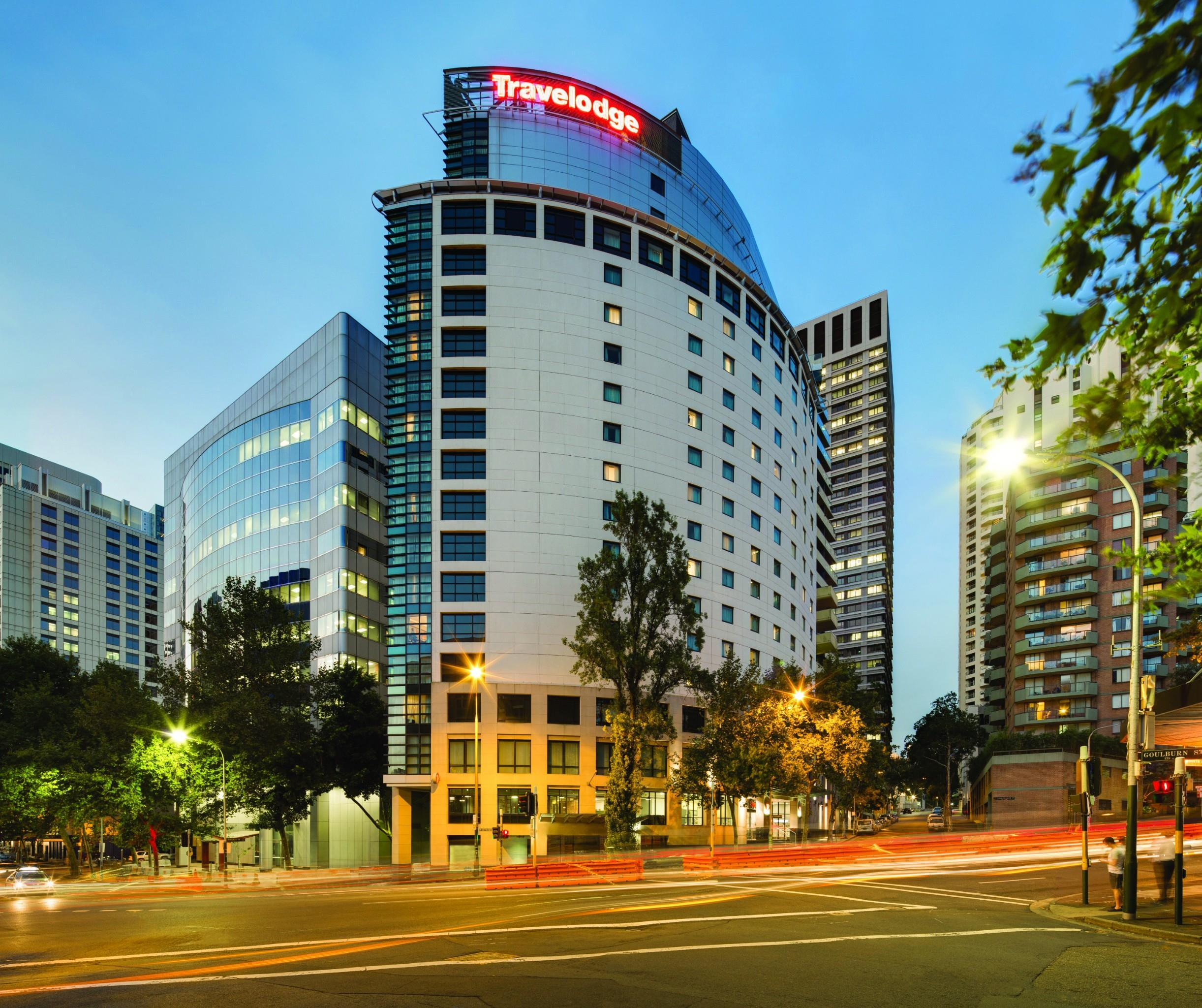 Travelodge Hotel Sydney
